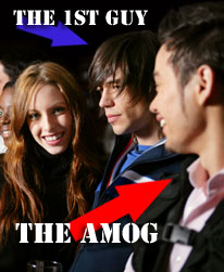 AMOG's steal your women!