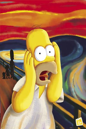 Homer Simpson Sanity