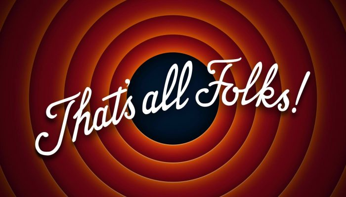 That's all folks..